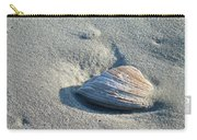 Sand And Seashell Carry-all Pouch