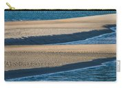 Sand And Water Textures Abstract Carry-all Pouch