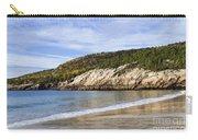 Sand Beach Acadia Carry-all Pouch