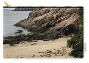 Sand Beach Acadia Park Carry-all Pouch