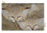 Sand Cat Felis Margarita Carry-all Pouch