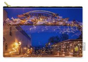 Sand Creek At Night Carry-all Pouch