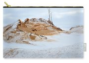Sand Dune In Winter Carry-all Pouch