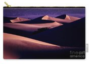 Sand Dunes At Sunrise Carry-all Pouch