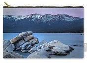 Sand Harbor Rocks Carry-all Pouch