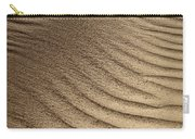 Sand Pattern Abstract - 3 Carry-all Pouch