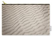 Sand Ripples Natural Abstract Carry-all Pouch