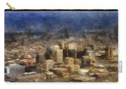 Sand Storm Approaching Phoenix Photo Art Carry-all Pouch