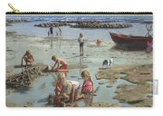 Sandcastles Carry-all Pouch