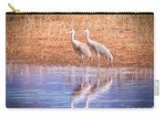 Sandhill Crane 11 Carry-all Pouch