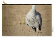 Sandhill Crane In The Spotlight Carry-all Pouch