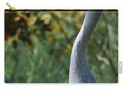 Sandhill Crane Profile Carry-all Pouch
