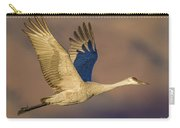 Sandhill Crane Young Adult Carry-all Pouch