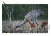 Sandhill Cranes 2 Carry-all Pouch