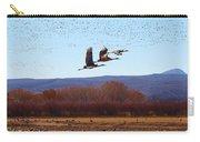 Sandhill Cranes 6 Carry-all Pouch