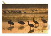 Sandhill Cranes Bosque Del Apache Nwr Carry-all Pouch