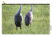 Sandhill Cranes In Wisconsin Carry-all Pouch