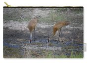 Sandhill Stork Carry-all Pouch