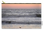 Sandpiper At Sunrise Carry-all Pouch
