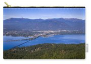 Sandpoint From Trail 3  -  110923-021 Carry-all Pouch