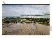 Sands Of Whitley Bay Carry-all Pouch