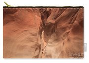Sandstone Abyss Carry-all Pouch by Adam Jewell