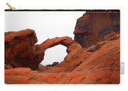 Sandstone Arch Valley Of Fire Carry-all Pouch