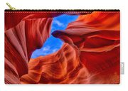 Sandstone Curves In Antelope Canyon Carry-all Pouch