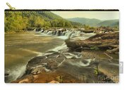 Sandstone Falls Landscape Carry-all Pouch