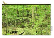 Sandstone Glade Of Shades Mountain Carry-all Pouch
