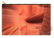 Sandstone  Ledges And Swirls Carry-all Pouch