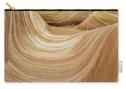 Sandstone Lines Carry-all Pouch