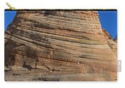 Sandstone Rock Formation Zion National Park Utah Carry-all Pouch