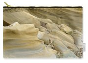 Sandstone Sediment Smoothed And Rounded By Water Carry-all Pouch