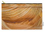 Sandstone Swirls Carry-all Pouch