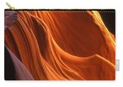 Sandstone Walls Antelope Canyon Arizona Carry-all Pouch