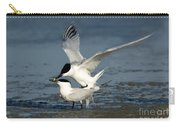 Sandwich Terns Mating Carry-all Pouch