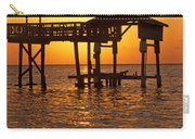 Sandy Bay Sunset Carry-all Pouch