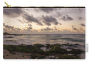 Sandy Beach Sunrise 10 - Oahu Hawaii Carry-all Pouch