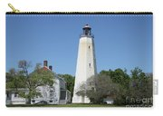 Sandy Hook Lighthouse IIi - N  J Carry-all Pouch