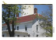 Sandy Hook Lighthouse Iv Carry-all Pouch