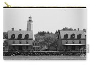 Sandy Hook New Jersey Lighthouse Carry-all Pouch