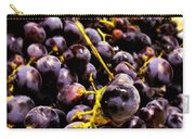 Sangiovese Grapes Carry-all Pouch