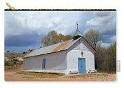Sangre De Cristo Chapel In Cuartelez In New Mexico Carry-all Pouch