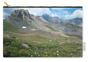Sangre De Cristos Meadow And Mountains Carry-all Pouch