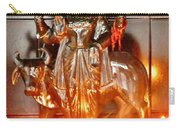 Sani Murti - Temple To Saturn - India Carry-all Pouch