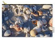 Sanibel Island Shells 1 Carry-all Pouch