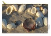 Sanibel Island Shells 5 Carry-all Pouch