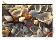 Sanibel Island Shells 6 Carry-all Pouch