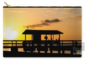 Sanibel Island Sunset Carry-all Pouch